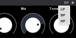 New Filter Modes