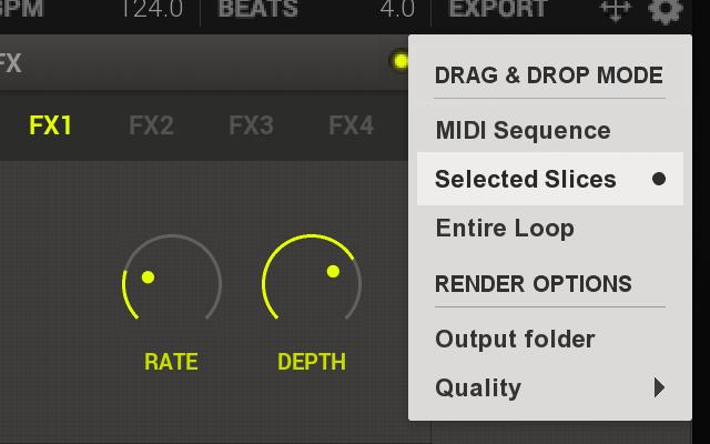 New Sonic Arts | Vice - Loop Slicer & Sampler VST AudioUnit Plugin
